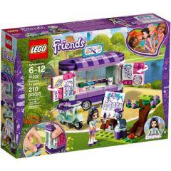 Standul de arta al Emmei, LEGO Friends 41332