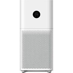 Purificator de aer Xiaomi Mi 3C, 320 m3/h, Filtru HEPA, Mod Noapte, Display LED, Alb