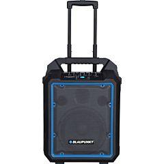 Boxa portabila MB10 Blaupunkt, 600 W, Negru