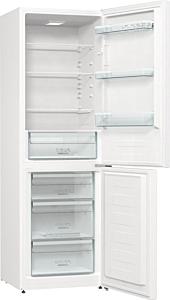 Combina frigorifica Gorenje RK6191EW4, 314 Litri , FrostLess, A+, Iluminare LED, 185 cm, Alb