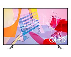 Televizor Smart QLED Samsung 55Q60T, 138 cm, 4K Ultra HD, Clasa G