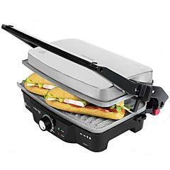 Grill Electric Cecotec Rock'nGrill, 1500 W