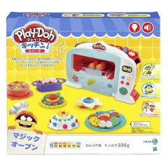 "Set ""Cuptorul Magic"" Play-Doh"
