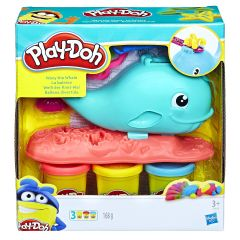 "Set Play-Doh ""Balena Wavy"""