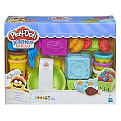 Set Play-Doh Bunatati de la supermarket