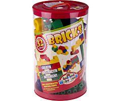 Set x 32 de cuburi constructie, Huby Toys