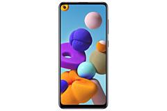 Telefon mobil Samsung Galaxy A21S, Dual SIM, 32 GB, 4G, Black
