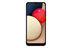 Telefon mobil Samsung Galaxy A02s, Dual SIM, LTE, 32GB, 3GB RAM, 4G, Black