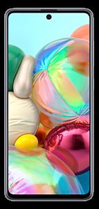 "Telefon mobil Samsung Galaxy A71, Dual SIM, 6.7"", 128GB, 6GB RAM, 4G, Qualcomm Snapdragon 730, Prism Black"