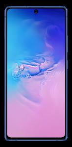 """Telefon mobil Samsung Galaxy S10 Lite, Dual SIM, 6.7"""", 128GB, 8GB RAM, 4G, Qualcomm Snapdragon 855, Prism Blue"""