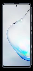 """Telefon mobil Samsung Galaxy Note 10 Lite, Dual SIM, 6.7"""", 128GB, 6GB RAM, 4G, Exynos 9810, Aura Black"""