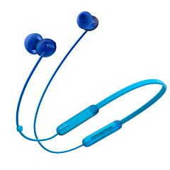Casti bluetooth in-ear TCL Neckband SOCL300, Albastru