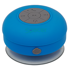 Boxa bluetooth Spacer Ducky, 3 W, Blue