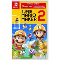 Super Mario Maker 2 - Sw