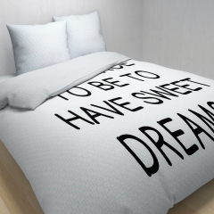 Lenjerie pat, 220x200 cm, Sweet Dreams