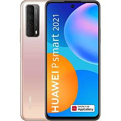 Telefon mobil Huawei P Smart (2021), Dual SIM, 128GB, 4G, Gold