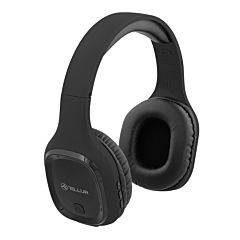 Casti over ear bluetooth Tellur Pulse, Negru