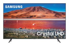 Televizor LED Smart Samsung 58TU7102, 146 cm, UHD