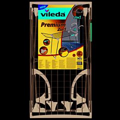 Uscator de rufe Premium 2 in 1, Vileda