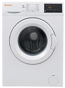 Masina de spalat rufe Vortex VMA812D01V, 8 Kg, 1200 rotatii, Clasa A++, Alb