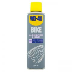 WD40 Bike All Condition Lube 250ML