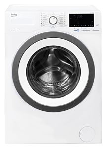 Masina de spalat rufe Beko WUE9736XST, 9 Kg, 1400 rotatii, Clasa A+++, HomeWhiz, SteamCure, Alb