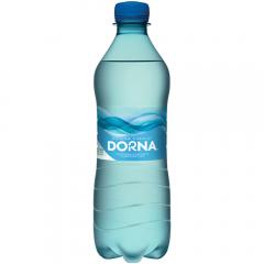 Apa minerala naturala carbogazoasa pet Dorna 0.5l