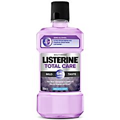Apa de gura Total Care Listerine 500ml