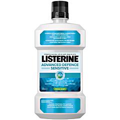 Apa de gura Advanced Defence Sensitive Listerine 500ml