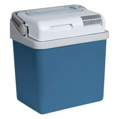 Pachet Lada frigorifica Sencor SCM 1025, 20l Albastra cu Dispozitiv cu gel de racire Camping