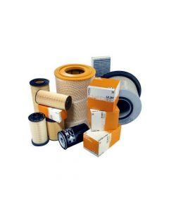 Pachet filtre revizie IVECO DAILY IV autobasculanta 35C11 K, 35C11 DK, 35S11 K, 35S11 DK 106 cai, filtre Knecht