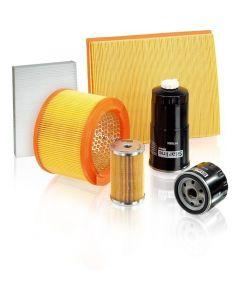 Pachet filtre revizie RENAULT MEGANE I 1.8 16V (BA06, BA12, BA1A, BA1M, BA1R) 115 cai, filtre Starline