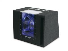 """Subwoofer Band Pass """"ready to use"""" (2Ohmi) - SBG-1224BP"""