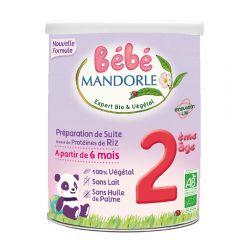 Formula 2 Lapte praf vegetal pentru bebelusi - de la 6 luni 800g
