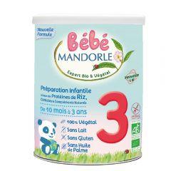 Formula 3 Cereale + proteine vegetale pentru bebelusi - de la 10 luni 800g