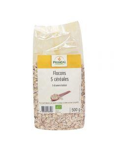 Fulgi 5 cereale bio 500g