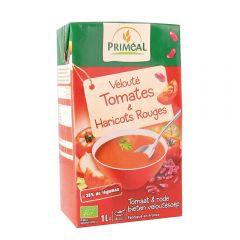 Supa crema cu rosii si fasole rosii Bio 1L