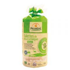 Rondele de orez de Camargue sarate bio fara gluten, 130g