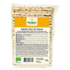 Turtite subtiri cu quinoa si orez Bio 130g