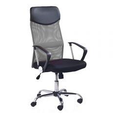 Scaun ergonomic HM Vire, Mesh, gri