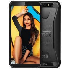 Telefon mobil rezistent iHunt S60 Discovery Plus, 4G, Dual SIM, 5.5-inch HD, Quad-Core, 16GB, DualCamera SONY 8MP, NFC, Android 9.0 Pie, 4400mAh, Black
