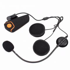 Sistem de comunicare moto Intercom BT S2 Bluetooth, FM Radio
