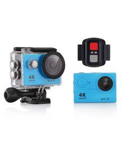 Camera Video Sport Eken H9R Blue 4k@25fps + Telecomanda