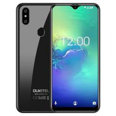 Telefon Mobil OUKITEL C15 Pro Negru2GB 16GB Android 9.0 Mobile Phone MT6761 Fingerprint Face ID 4G LTE Smartphone 2.4G/5G WiFi