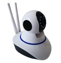 Camera supraveghere video interior wireless cu IP Winpossee WP-E6812T, FullHD 1080P, 2 MP, senzor SC2235, IR 20m