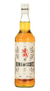 Whisky King of Scots 40% - 1000 ml