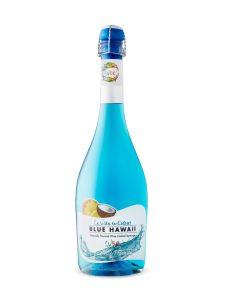 Vin albastru Blue Hawaii Cocktail aromatizat pe baza de vin - 5.5 % - 750 ml