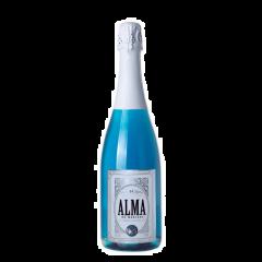 Vin spumant albastru Cava Azul Alma de Merixel, Bautura pe baza de vin, 750ml
