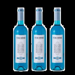 Vin albastru Azul Alcantara Verdejo, Bautura pe baza de vin, set trei sticle de 750ml