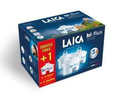 Filtre Laica Biflux pentru cana de filtrare apa, 3 buc +1 gratis